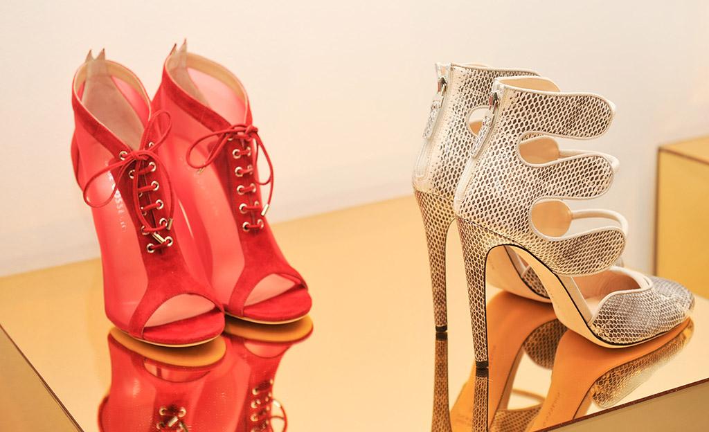 Chloe Gosselin Fall '16 Shoes New York Fashion Week