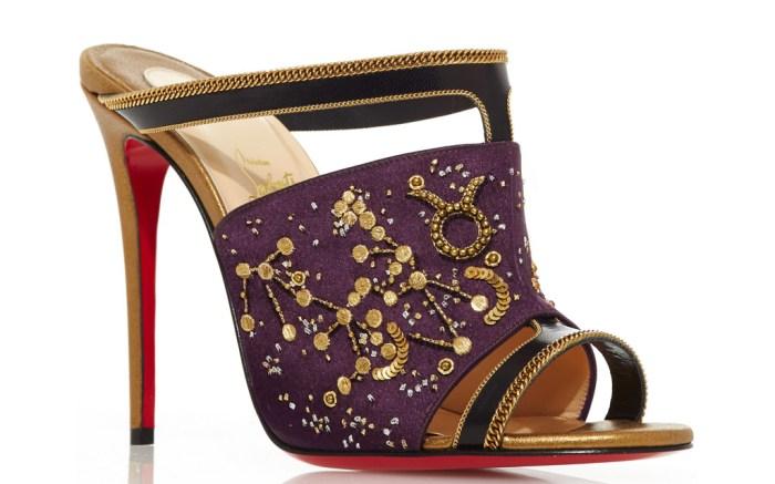Christian Louboutin Horoscope Shoes Moda Operandi
