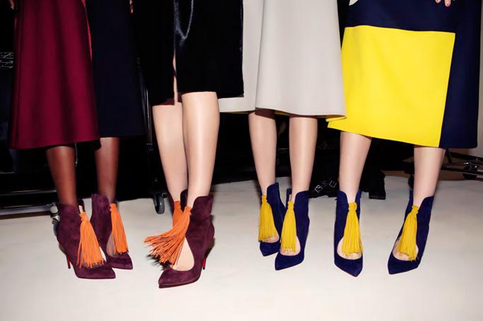 Christian Louboutin Novis Fall 2016 Shoes
