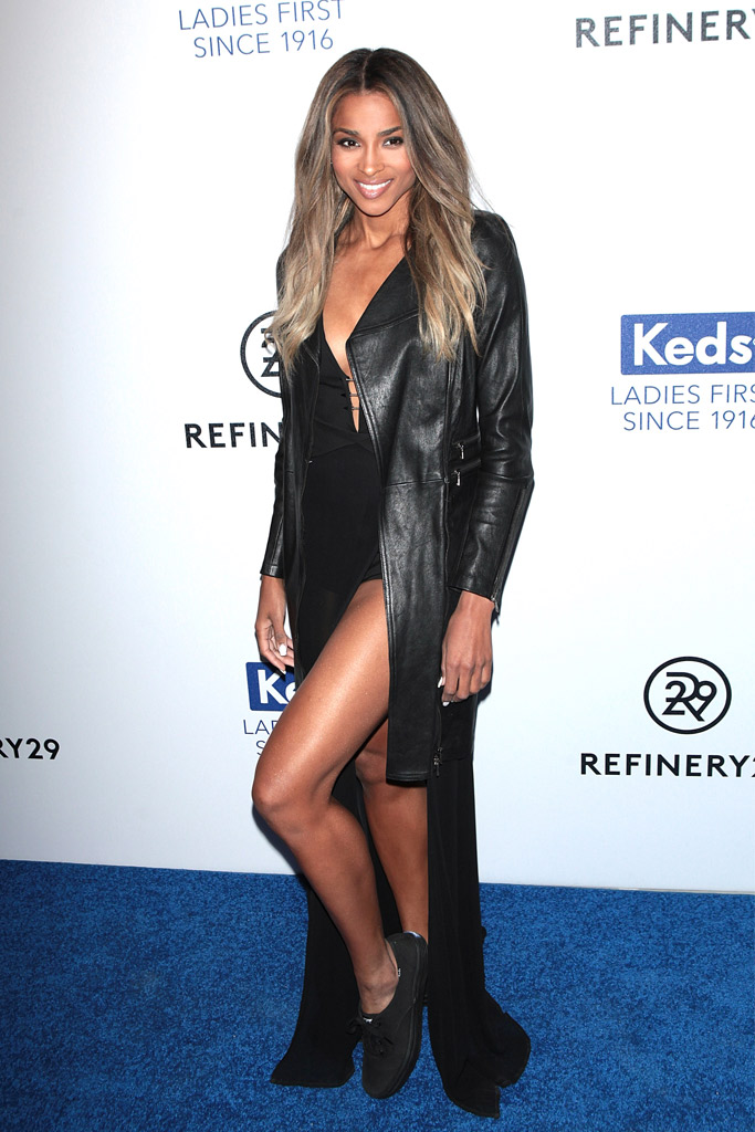 Ciara Celebrity Statement Shoes Winter 2016