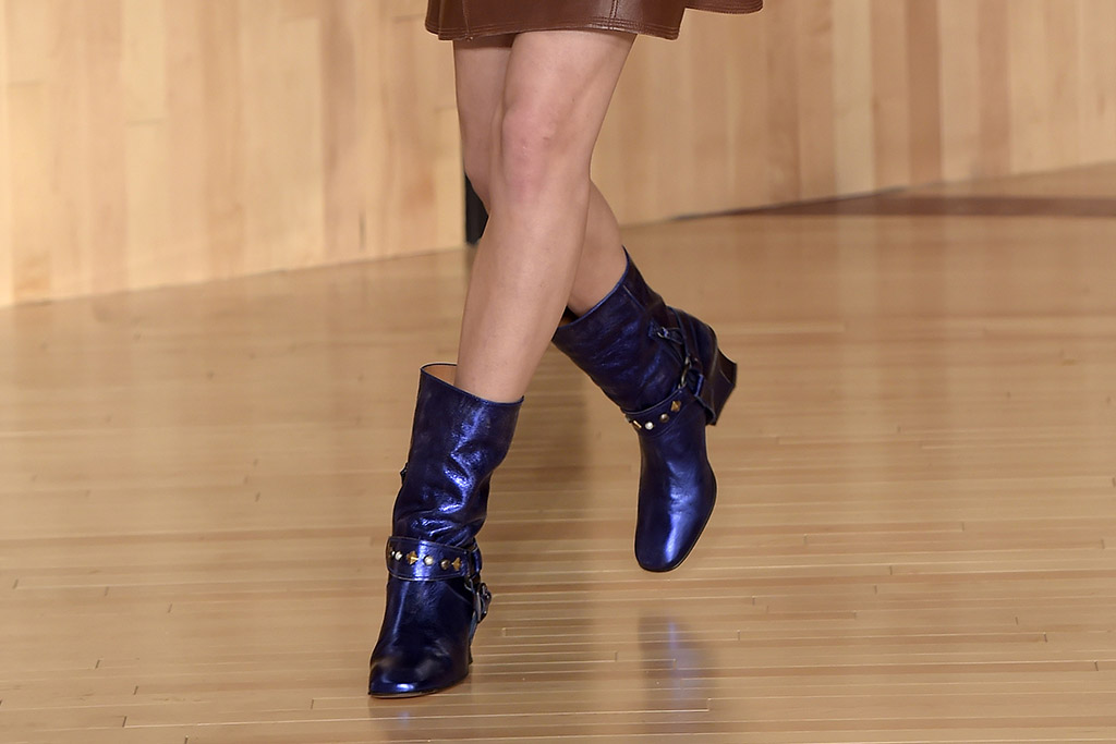 Coach Fall 2016 Shoes On The Runway