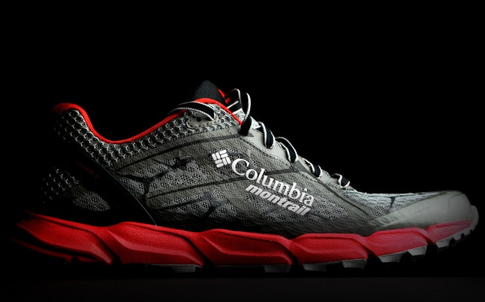 Columbia Montrail Example Rendering Trail Running