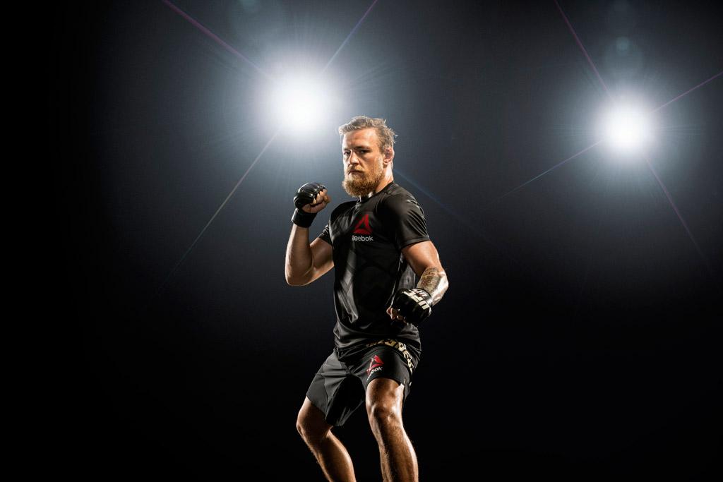 Conor McGregor Reebok UFC Fight Kit