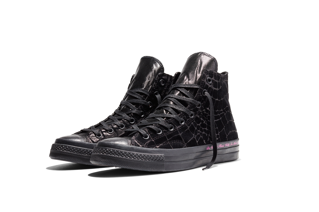 Converse Collaborates with Sir Tom Baker on All Star Shoe ...