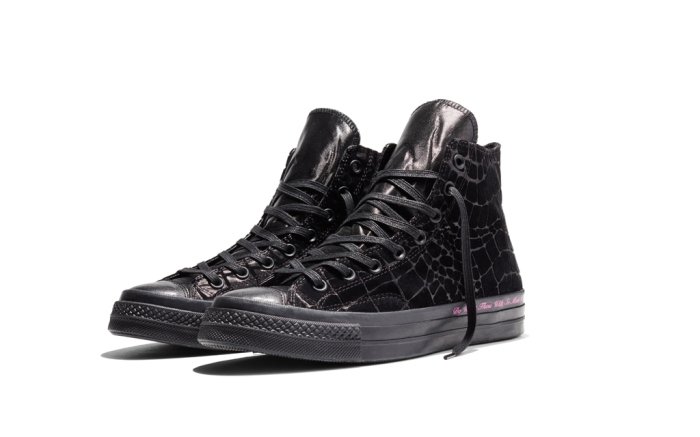 Converse Punk Sir Tom Baker Collaboration Sneakers