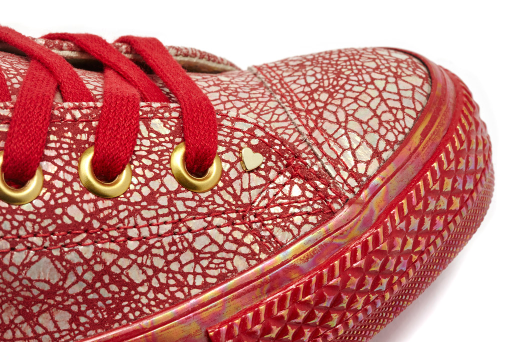 Converse Valentine's Day Shoes
