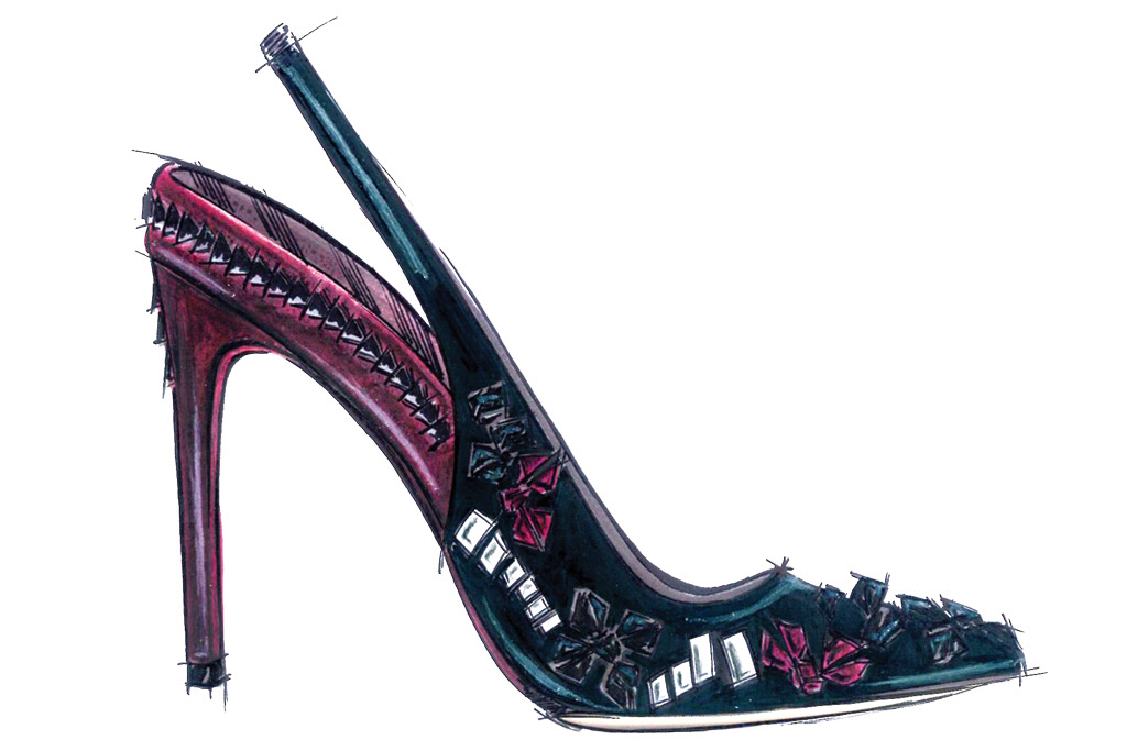 Top Shoe Designers Reveal Exclusive