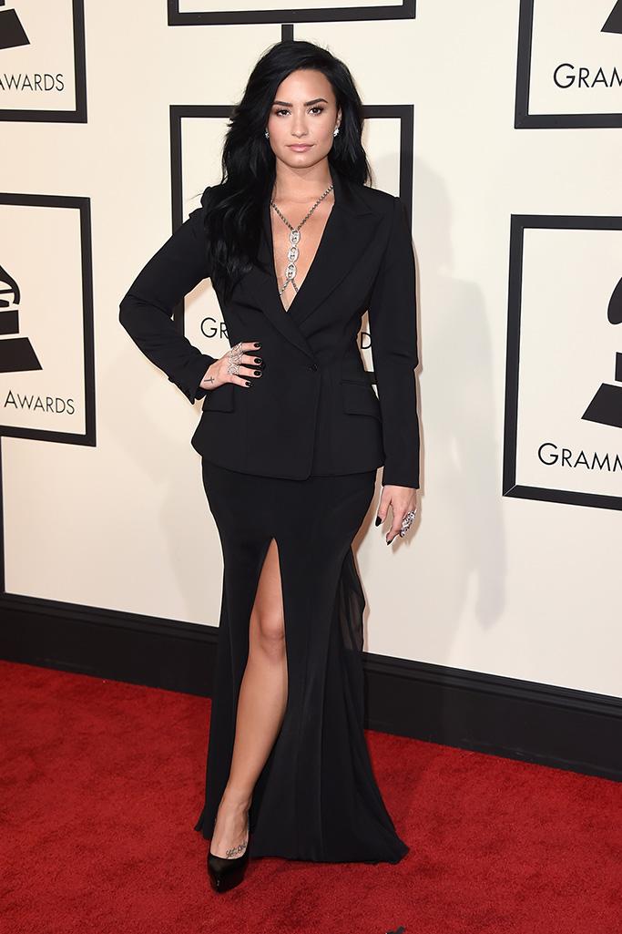 Demi Lovato 2016 Grammy Awards