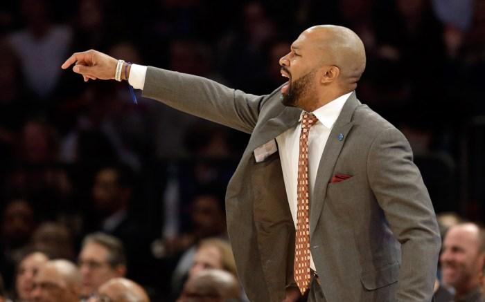 Derek Fisher New York Knicks