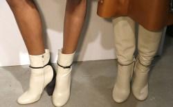 Derek Lam Fall 2016 Shoes On