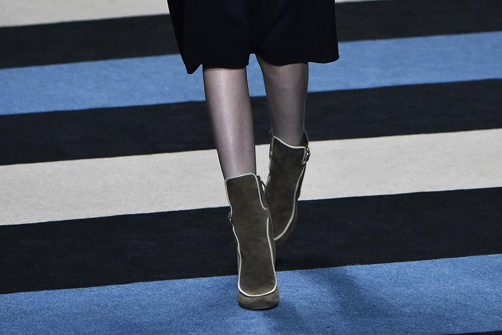 Derek Lam Fall 2016 Shoes On The Runway