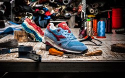 Diadora N9000 Made in Italy Sneakers