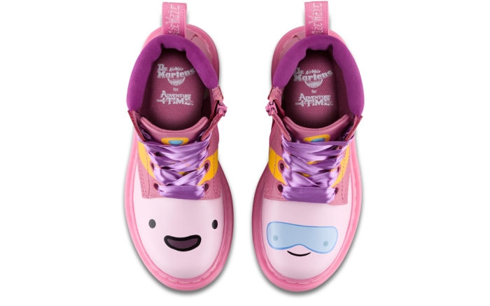 Dr. Martens Princess Bubblegum