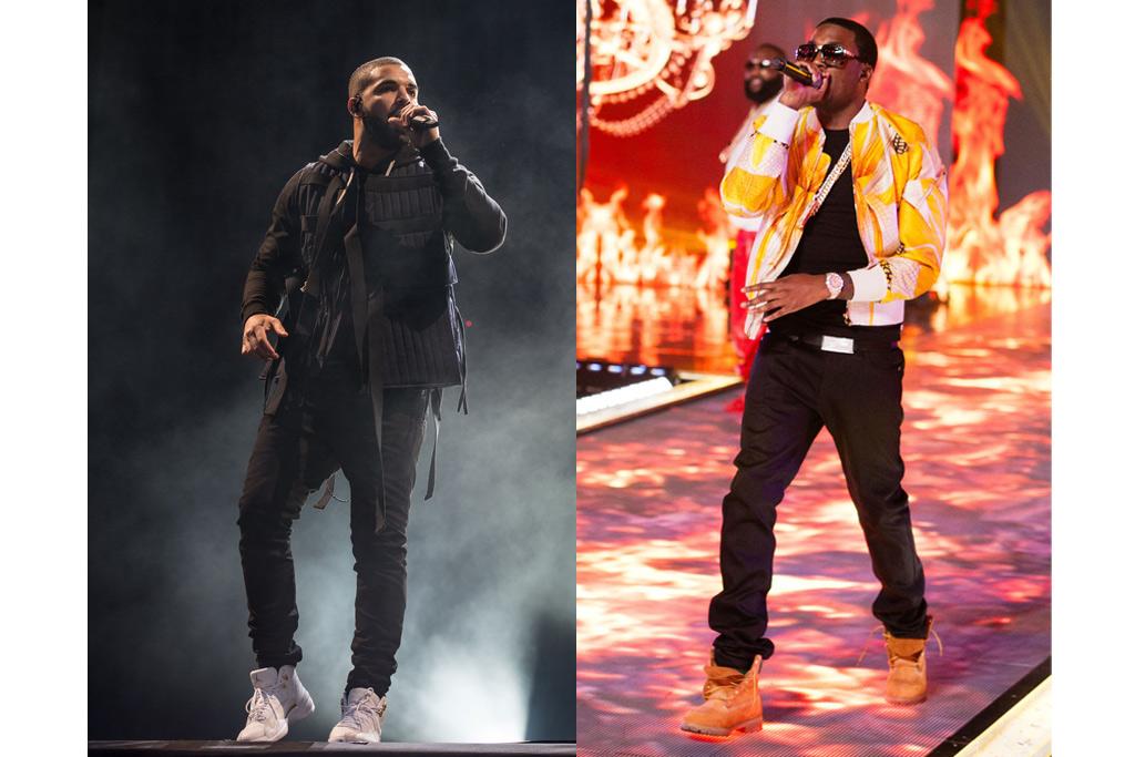 Better Shoe Style: Drake Or Meek Mill