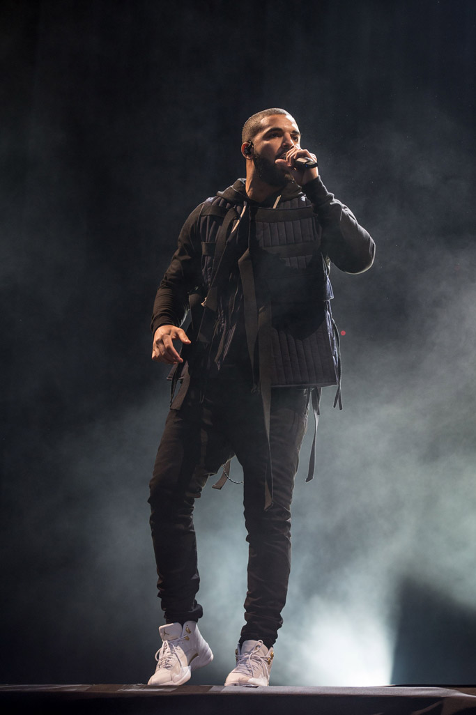 Drake Shoes Style
