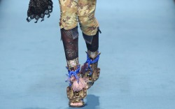 Dsquared2 Fall 2016 Shoes On The