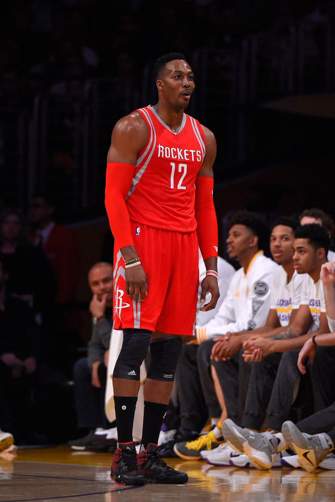 Dwight Howard Houston Rockets Peak