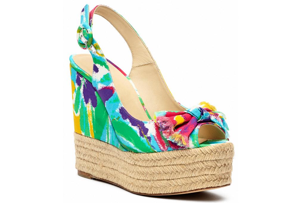 Frances Valentine Shoes Spring 2016 Kate Spade
