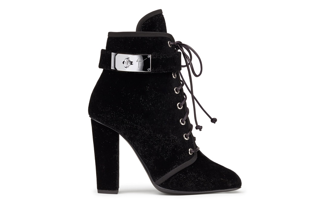 Giuseppe Zanotti Fall 2016 Shoes Collection