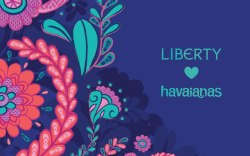 Liberty x Havaianas