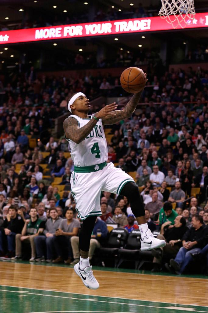 Isaiah Thomas Nike Kobe X
