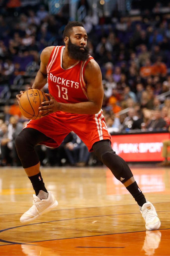 James Harden Houston Rockets Adidas Crazylight Boost 2.5