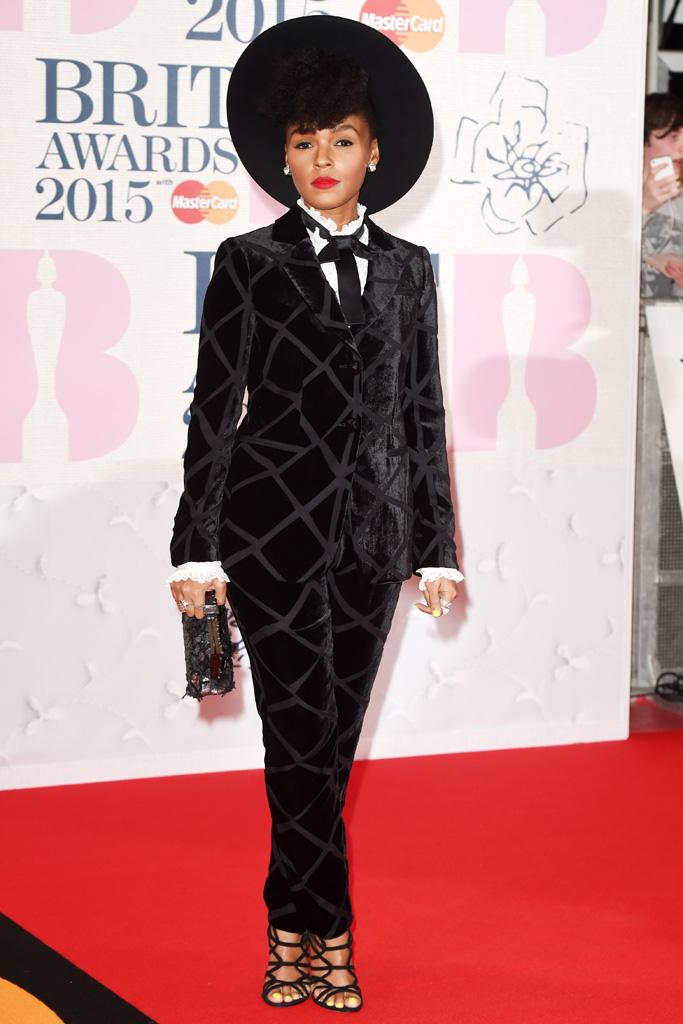 Janelle Monae Brit Awards