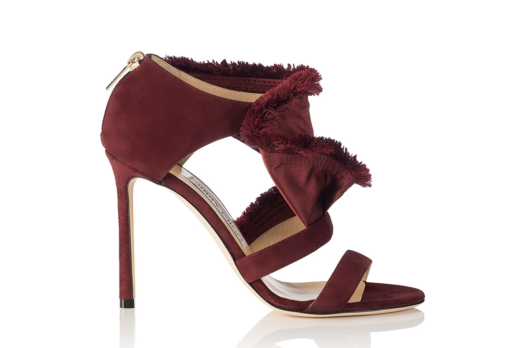 Jimmy Choo Fall 2016 Shoes Collection
