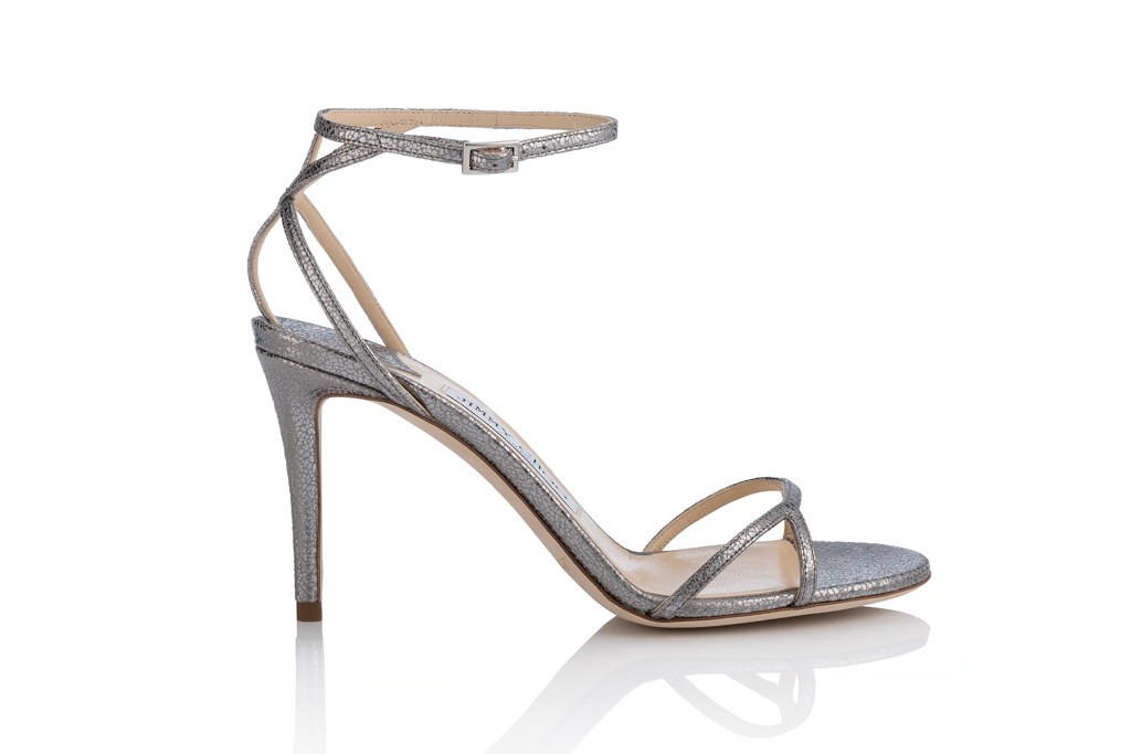 Heidi Klum 2016 Oscars Jimmy Choo Sandals