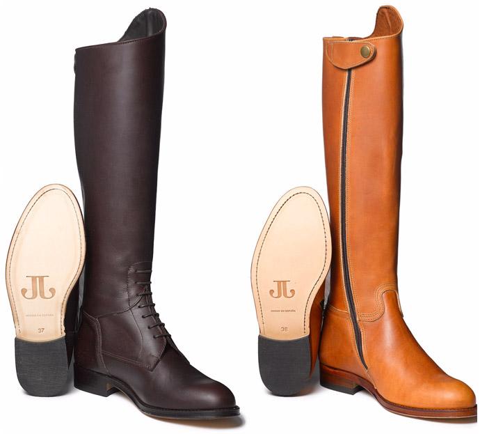 JJ Gray Custom Riding Boots