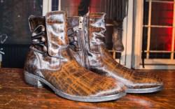 John Varvatos Men's Fall 2016 Shoes