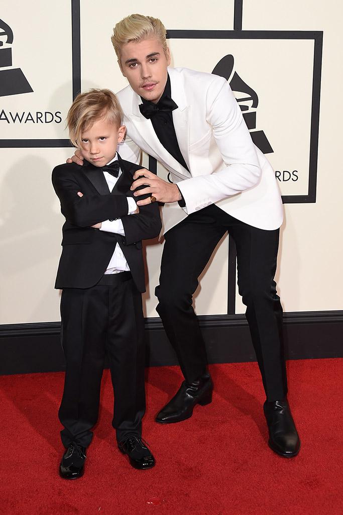 Justin Bieber 2016 Grammy Awards