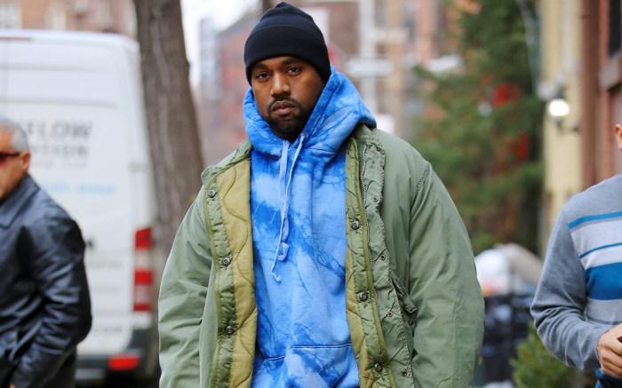 Kanye West Yeezy Season 3 New York City