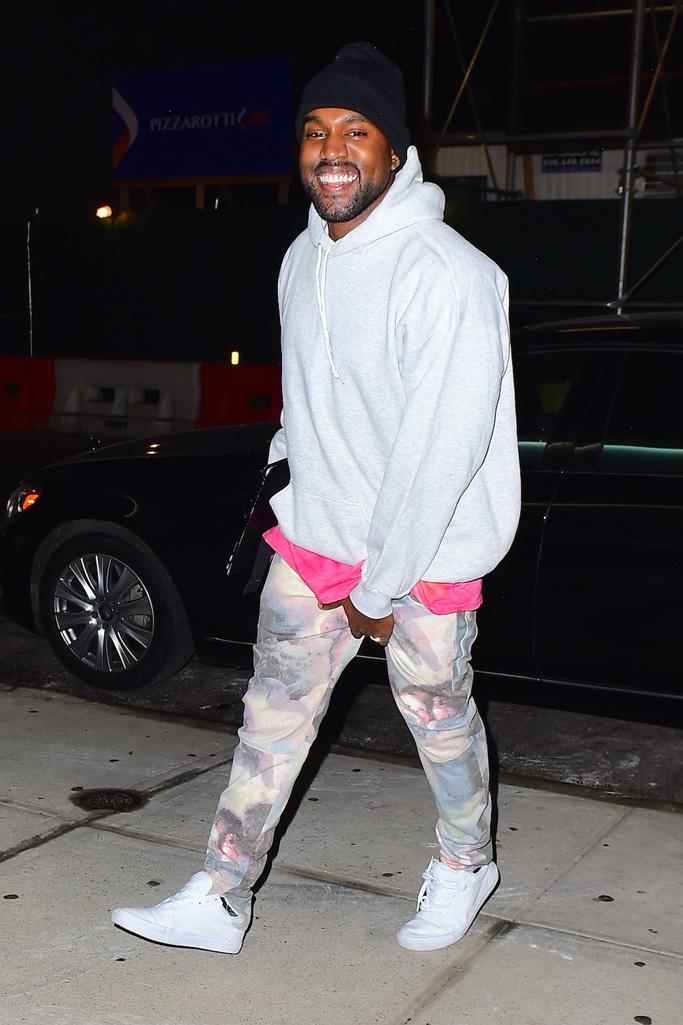 Kanye West Vans