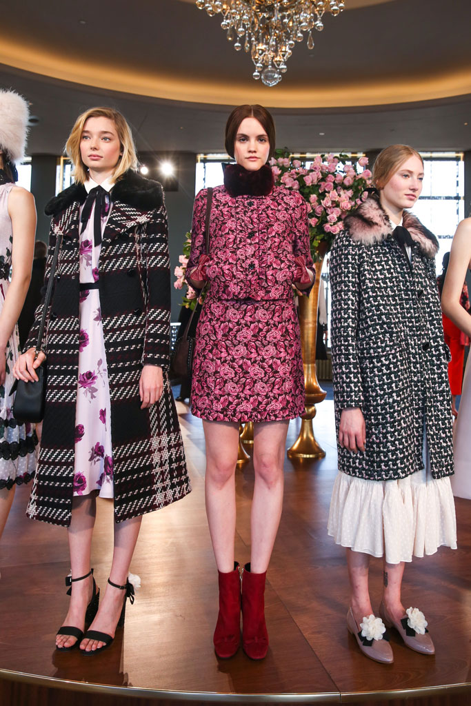Kate Spade fall 16 collection