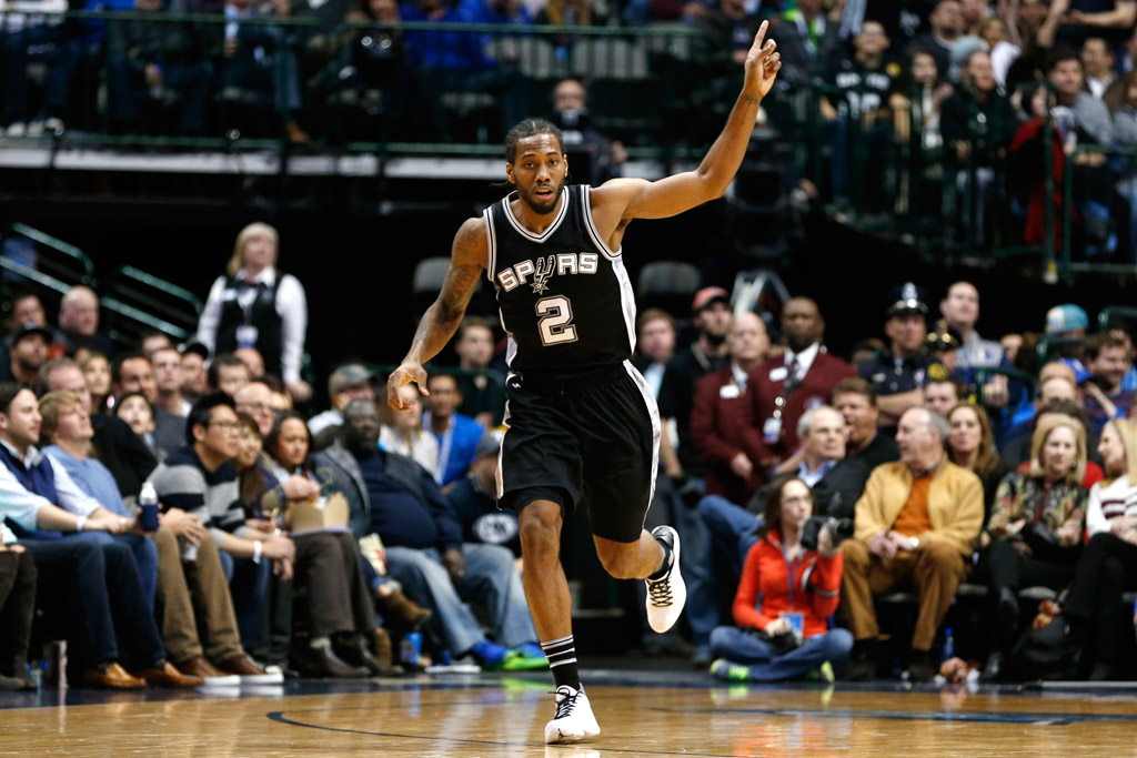 Kawhi Leonard San Antonio Spurs Air Jordan XX9