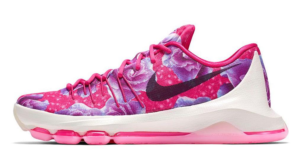 Nike KD8 Aunt Pearl