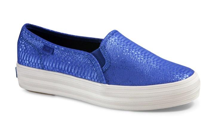 Keds blue shoes