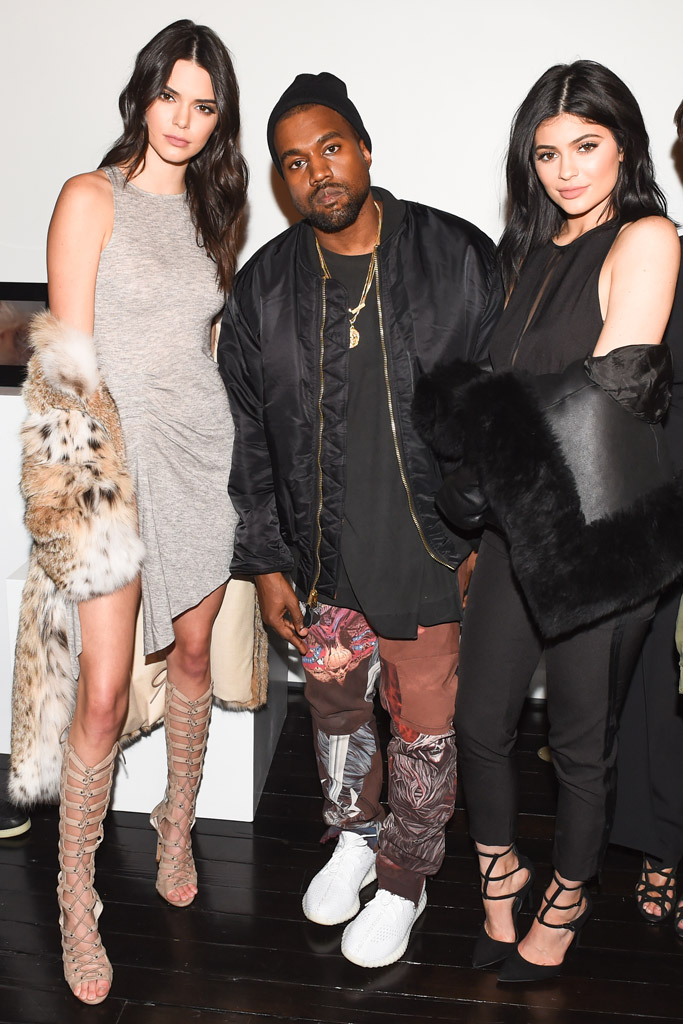 Kendall Kylie Jenner Launch Party NYC