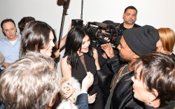 Kendall + Kylie Launch Party NYC