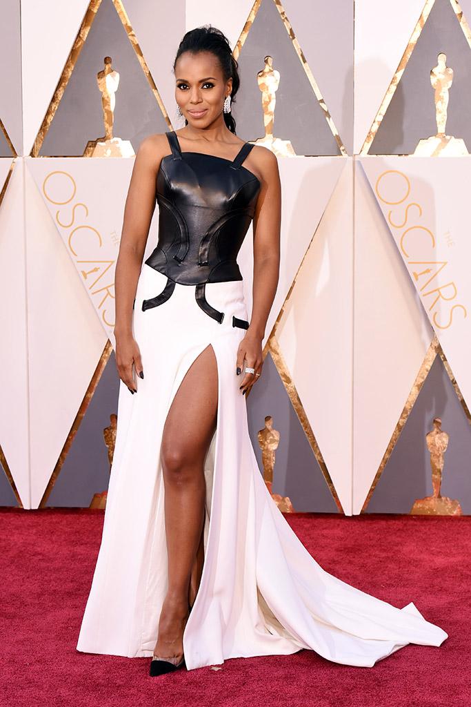 Kerry Washington 2016 Oscars