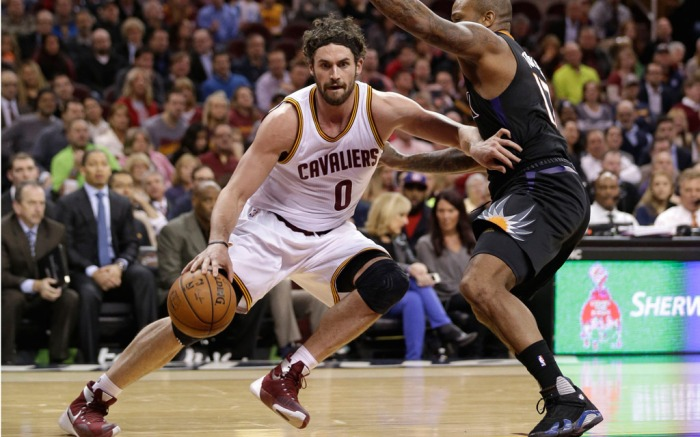 Kevin Love Cleveland Cavaliers Nike Hyperdunk 2015