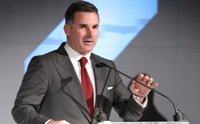 Kevin Plank Under Armour FN Achievement Awards
