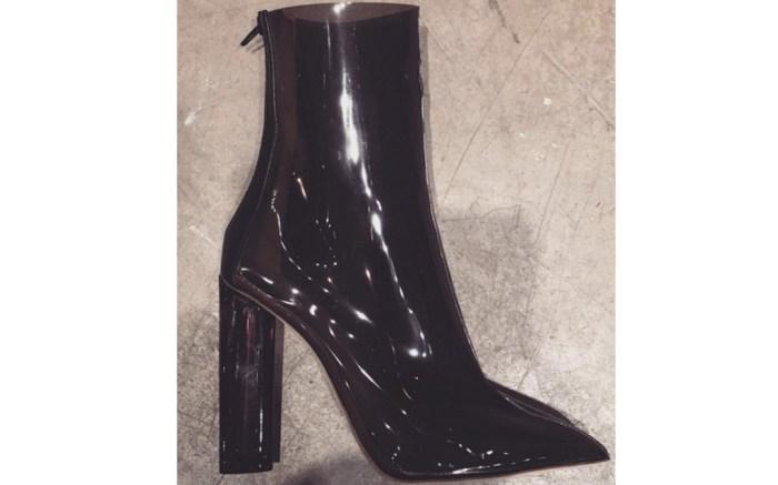 Kim Kardashian West Yeezy Season 3 Boots