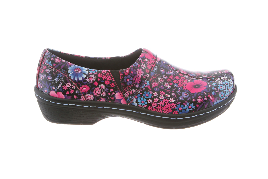 Klogs Footwear floral spring'16 style