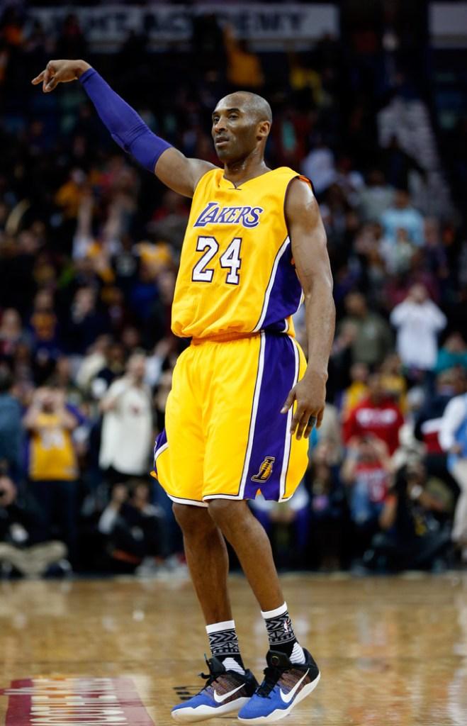 Kobe Bryant Nike Kobe 11