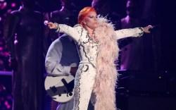 Lady Gaga 2016 Grammy Awards
