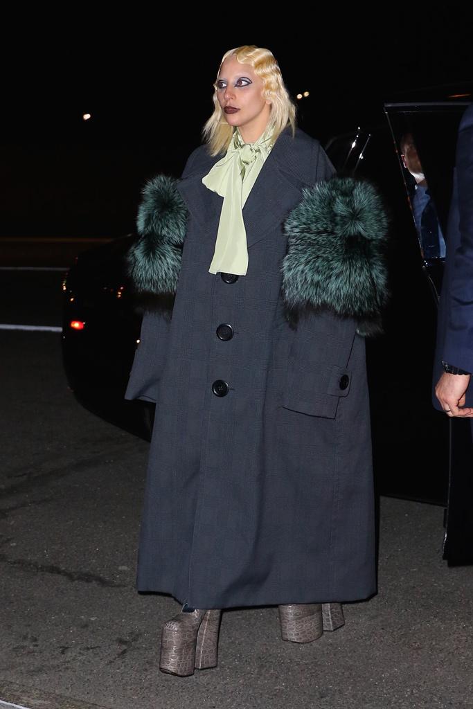 Lady Gaga Marc Jacobs Show