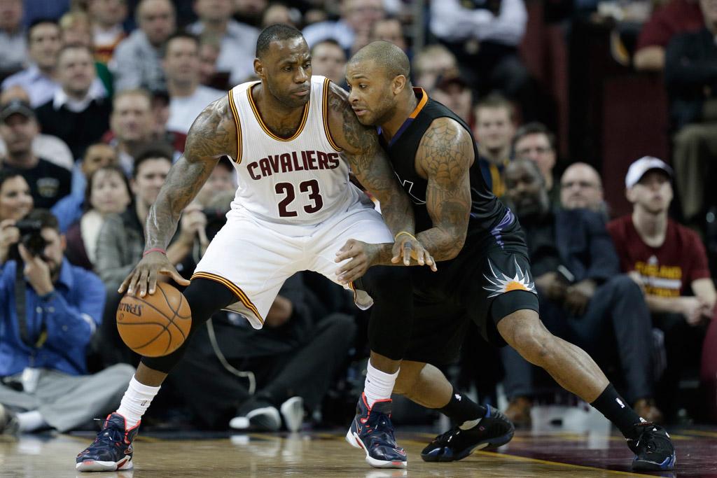 LeBron James Nike LeBron 13