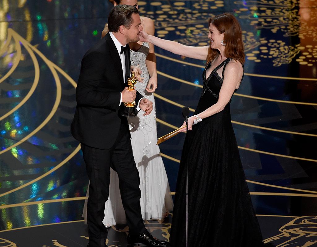 Leonardo DiCaprio Oscars 2016 Best Actor Acceptance Speech